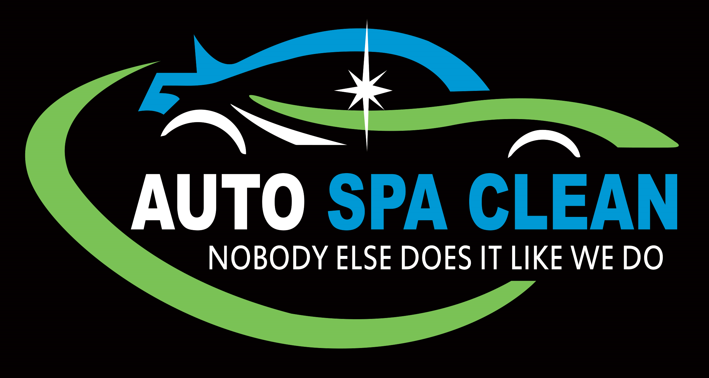 Auto Spa Clean Logo